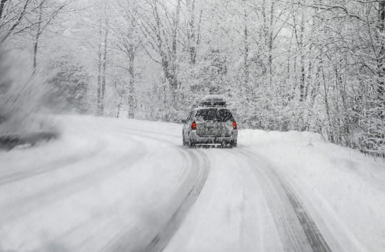 Préparez votre conduite pour l'hiver !