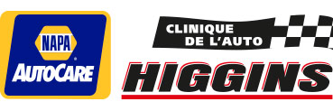 Clinique de l'auto Higgins